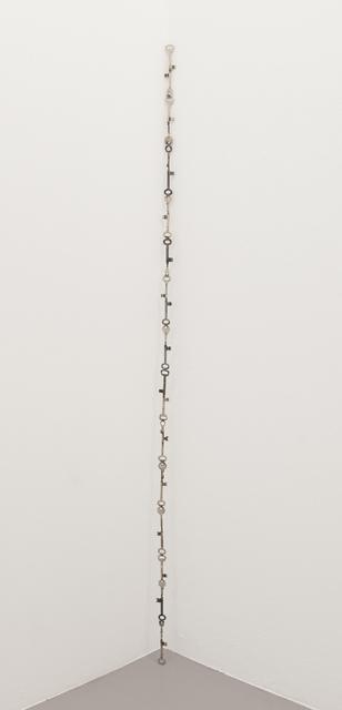 , 'Key-Chain-Totem,' 2015, Ruttkowski;68