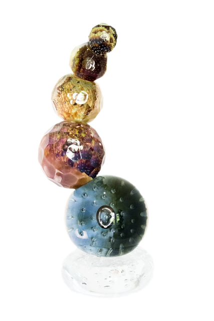 , 'Spiral Spheres ,' 2016, Murano Midwest