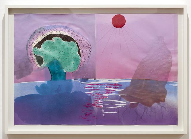 , 'Adbar XIX,' 2015, Tiwani Contemporary