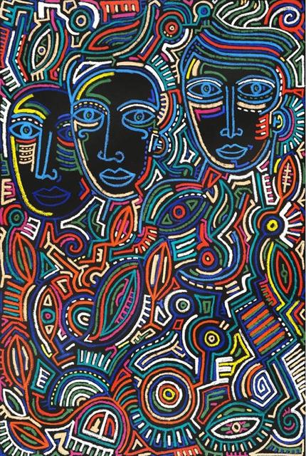 , 'Les indomptés,' 2016, Galry