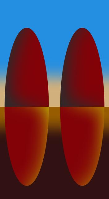, 'P72,' 2016, SIM Galeria