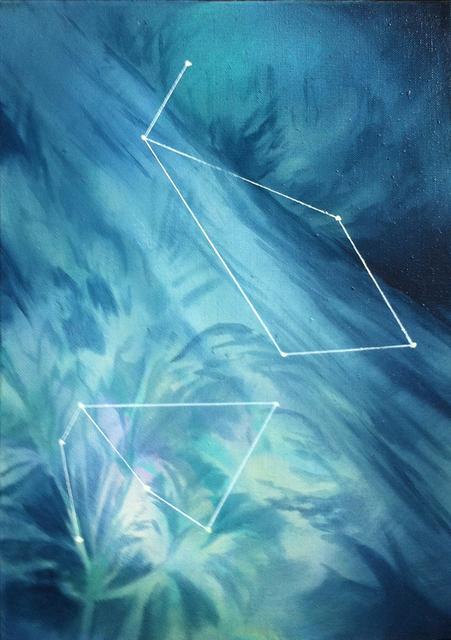 , 'Lucioles / constellations,' 2015, Galerie Les filles du calvaire