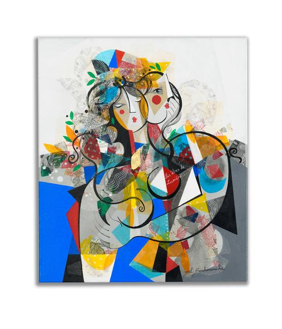 Yoël Benharrouche, 'Les Etres de Lumière', 2019, Eden Fine Art