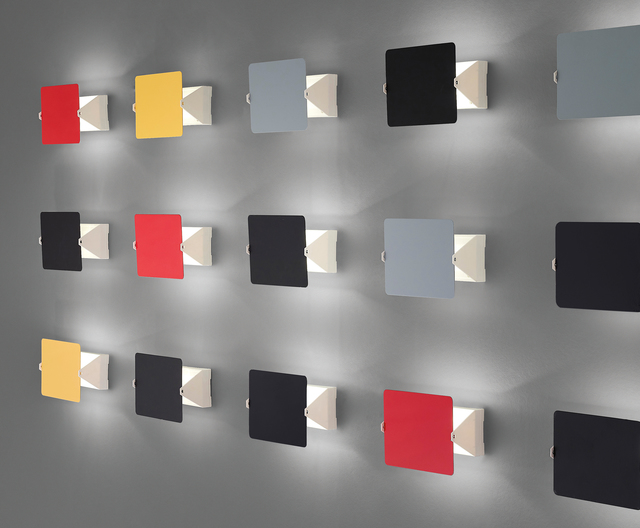 Charlotte Perriand, 'Set of seventy-two wall lights, model no. CP1', ca. 1975, Phillips