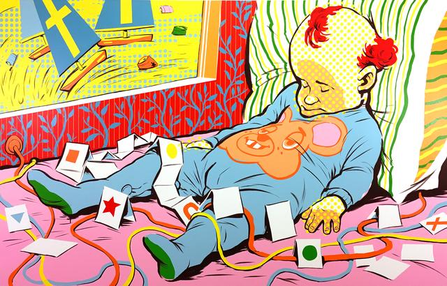 , 'Only Zuul,' 2017, Spalding Nix Fine Art