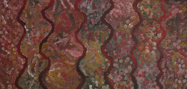 Emily Kame Kngwarreye, 'Bush Yam Dreaming', Wentworth Galleries