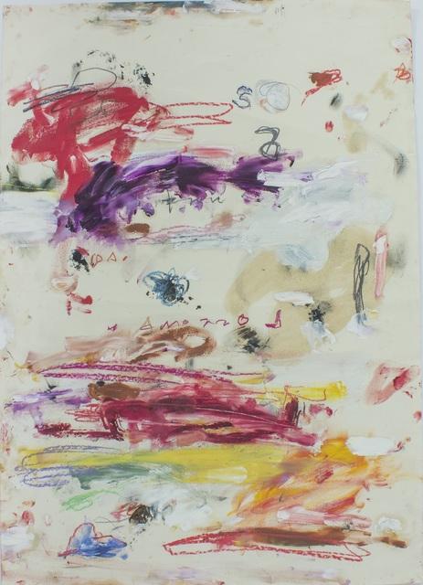 Kikuo Saito, 'Drawing #293', 1995, Loretta Howard Gallery
