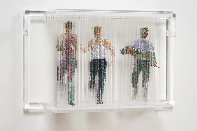, 'Stasis #119,' 2017, Muriel Guépin Gallery
