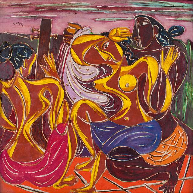 , 'Prathama Milna,' 1962, Dag Modern