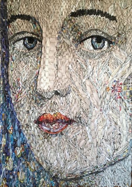 , 'FEMALE PORTRAIT #3,' 2017, Tansey Contemporary