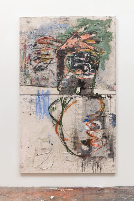 , 'Yasigi (black mask),' 2017, Vigo Gallery