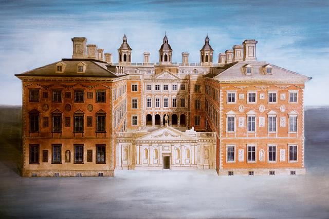 , 'Hampstead Marshall,' 2017, John Martin Gallery