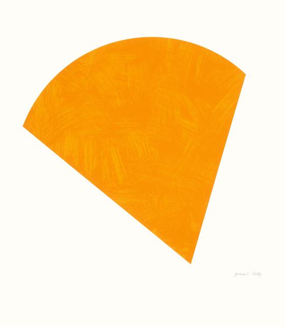 , 'Untitled (Orange),' 1988, Lora Reynolds Gallery
