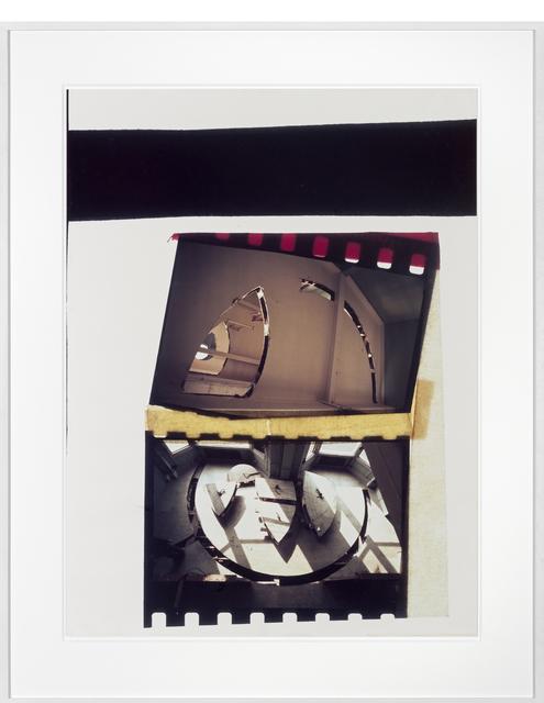 Gordon Matta-Clark, 'Office Baroque', 1977, Galerie Gabrielle Maubrie
