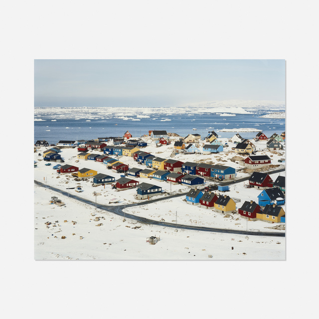 Joël Tettamanti, 'Untitled (from the lulssat, Greenland series)', 2008-09, Wright