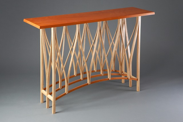, 'Dreamcatcher Hall Table,' 2016, Bellevue Arts Museum