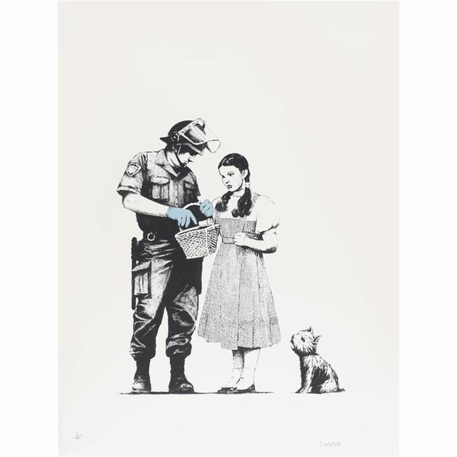 Banksy, 'Stop and Search', 2007, EXTRAORDINARY OBJECTS