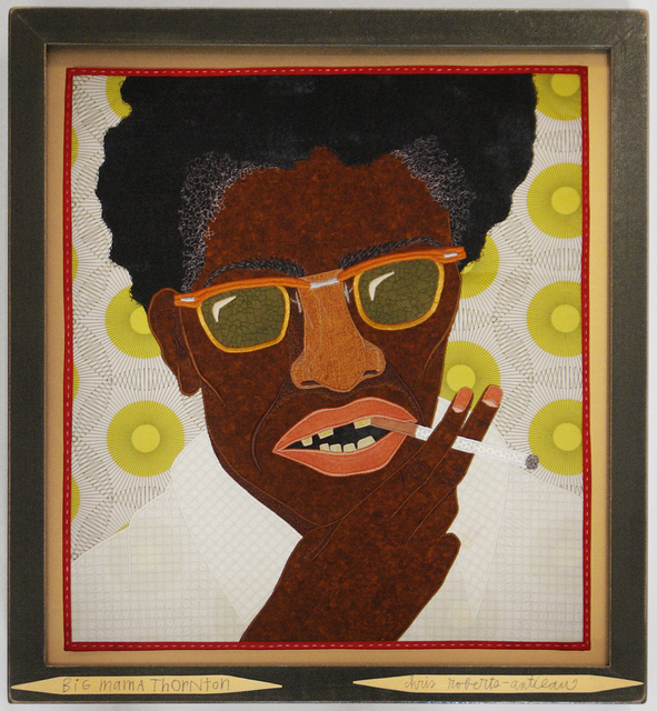 , 'Big Mama Thornton,' 2015, Antieau Gallery