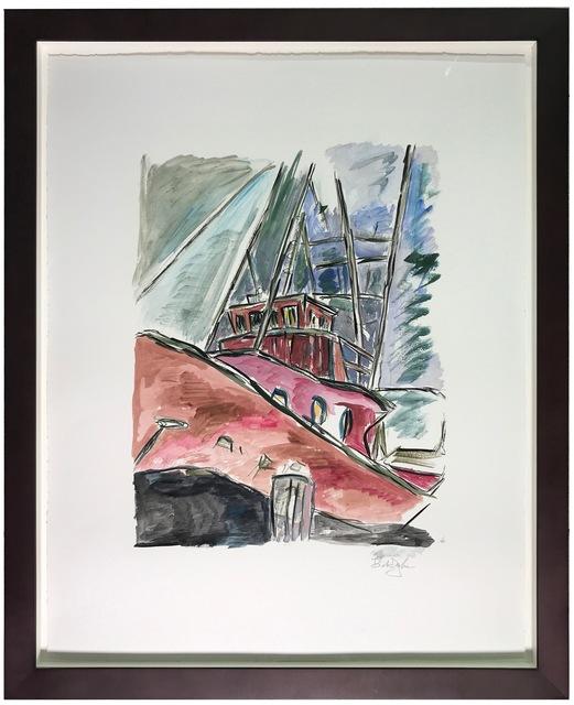 Bob Dylan, 'Dry Dock', 2008, Canvas Gallery