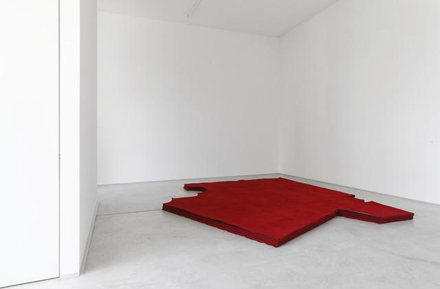 Alberto Garutti, 'Carpeting', 1992-2014, Buchmann Galerie Lugano