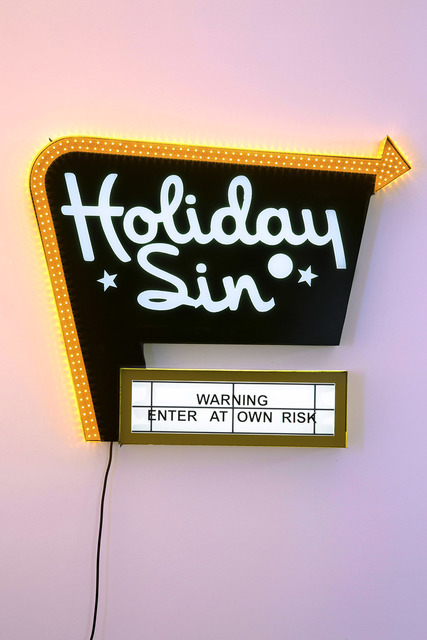 , 'Holiday Sin,' 2016, Dio Horia