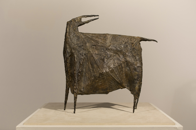 , 'Beast,' 1955, Taylor | Graham