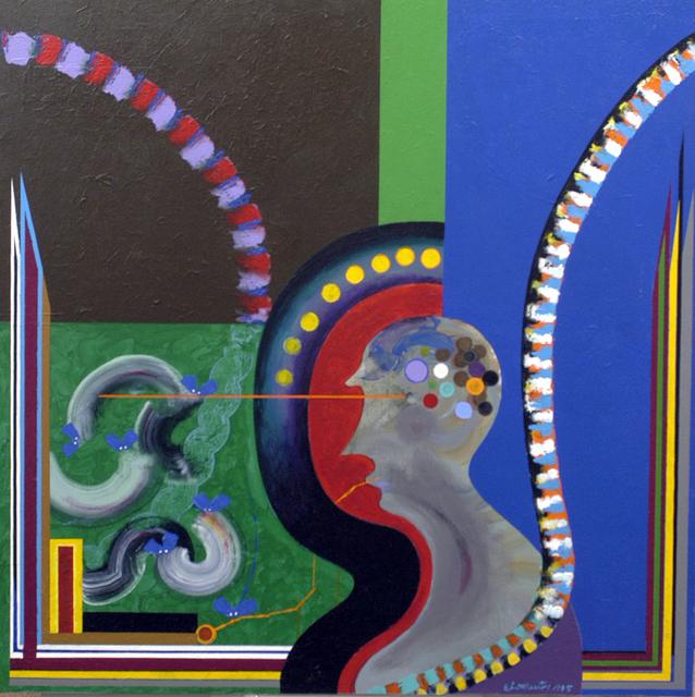 , 'Detective Jones,' 1995, Maus Contemporary