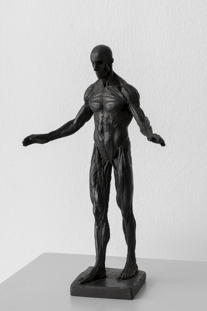 , 'Model for Lazarus,' 2018, Hans Alf Gallery
