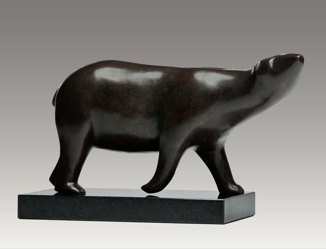 , 'Polar Bear,' , Robert Hooke Sculpture Gallery