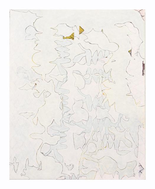 , 'untitled (white),' 2013, MULHERIN