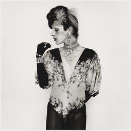 John Rothermel in Fashion Pose