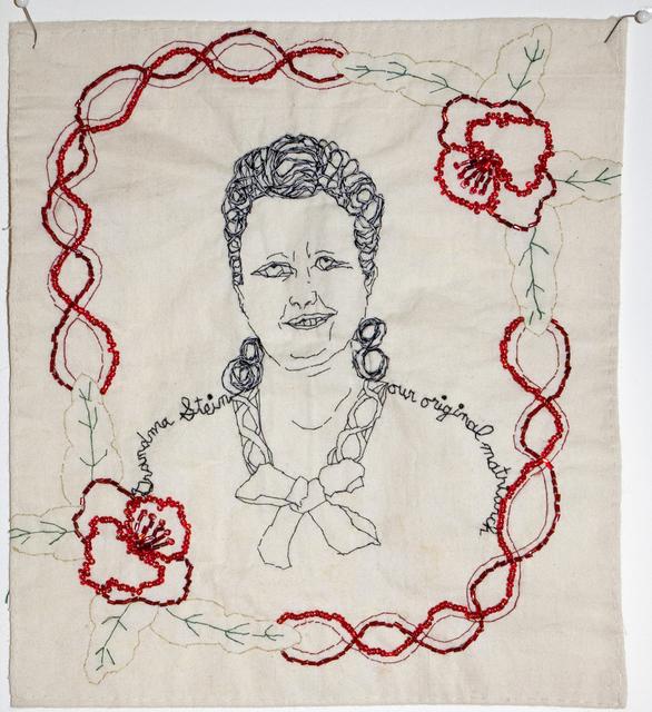 Iviva Olenick, 'Grandma Stein, Modern Matriarch', 2015, Muriel Guépin Gallery