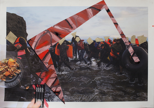 Ramin Haerizadeh, Rokni Haerizadeh & Hesam Rahmanian, 'Where is Waldo', Galerie Krinzinger