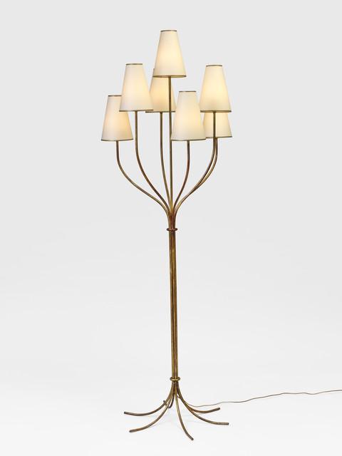 Jean Royère, 'Persan standing lamp', ca. 1955, Galerie Patrick Seguin
