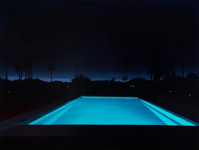 , 'Pool Study ,' 2016, Rebecca Hossack Art Gallery