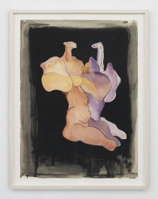 , 'Two Figures,' 1976, A.I.R. Gallery
