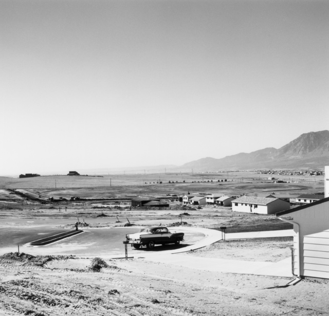 , 'Newly occupied tract houses. Colorado Springs,  Colorado,' 1968, Fraenkel Gallery