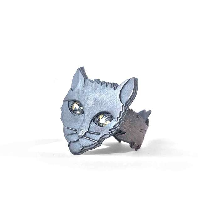 , 'Cat Devil Ring,' 2018, Sienna Patti Contemporary