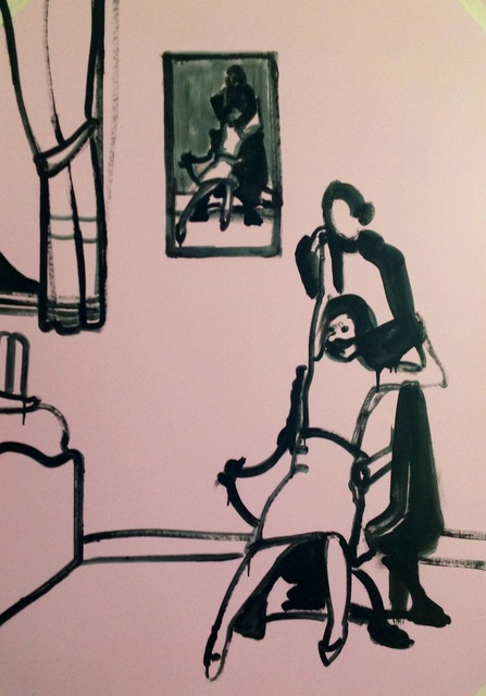 , 'untitled 3,' 2016, Arusha Gallery