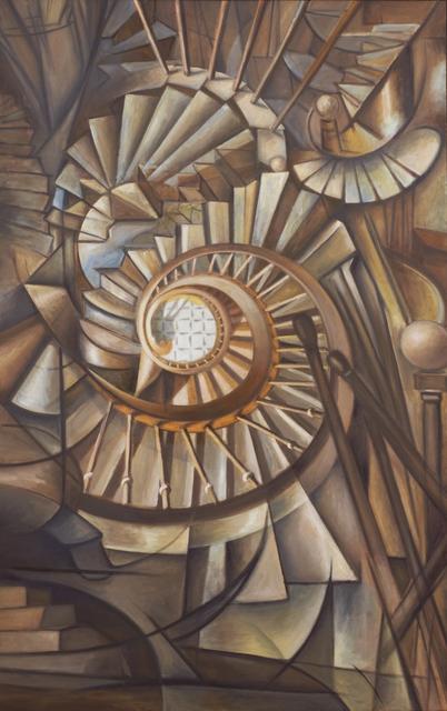 , 'Nude Descending a Staircase,' 2012, Francis M. Naumann Fine Art