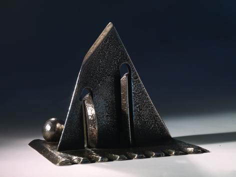 Phillip King, 'Jerusalem ', Sculpture, Sterling Silver, Pangolin London