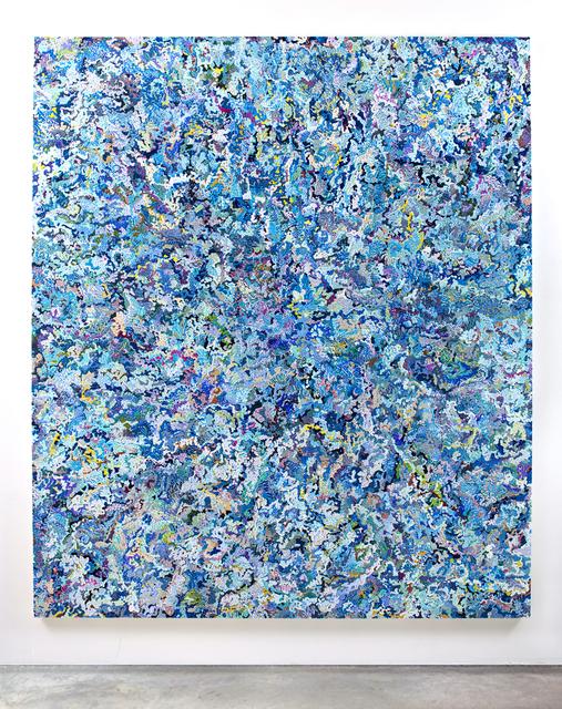 , '1st Amalgamation,' 2017, Nancy Margolis Gallery