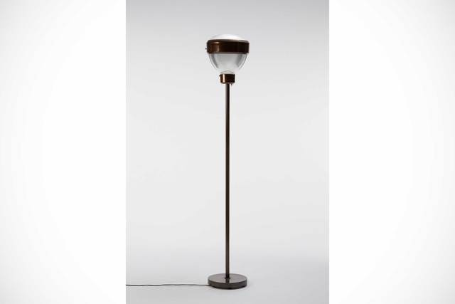 , 'Floor lamp designed for a private residence in Milan,' ca. 1952, Casati Gallery