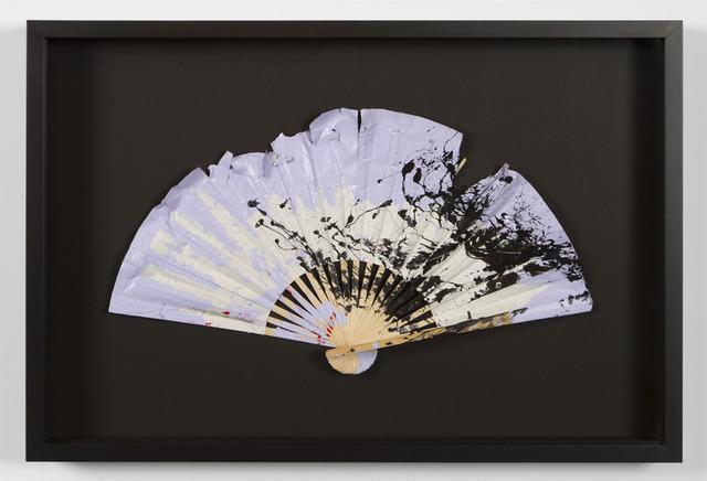 , 'Fan, no. 4,' 2013, Garis & Hahn