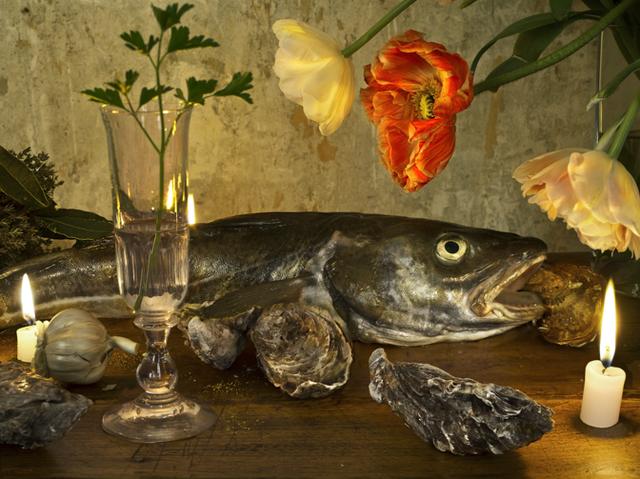 , 'Oysters, Paris,' 2012, °CLAIR Galerie