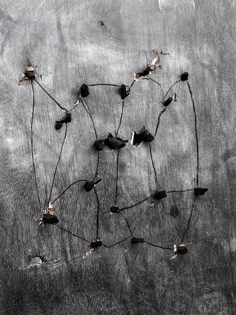 Juan Pablo Garza, 'Acción con carboncillo #1', 2013, Diablo Rosso