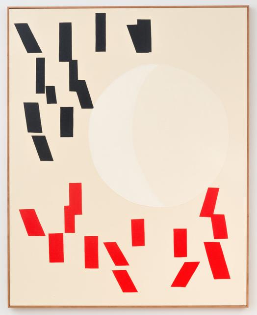 , 'New Moon Rise,' 2013, Fleisher/Ollman