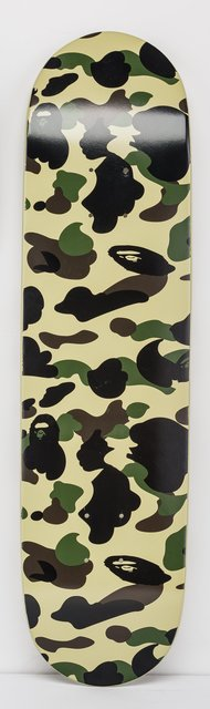 BAPE, 'Camo Skateboard', 2015, Heritage Auctions
