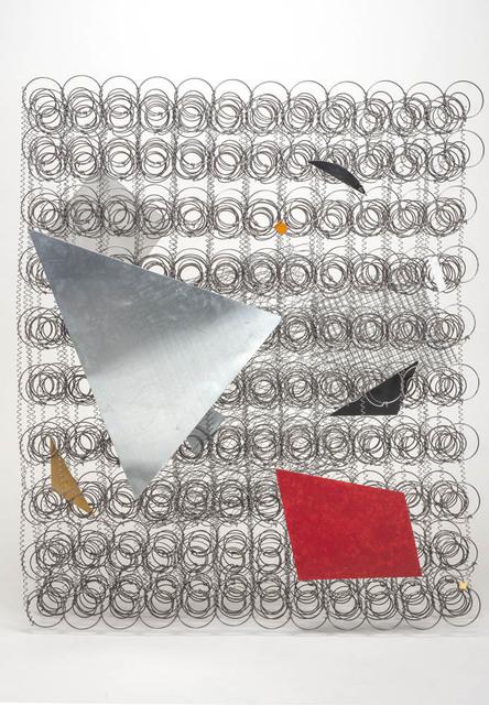 , 'Colchão,' , Galeria Murilo Castro