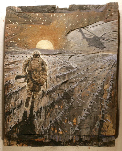 , 'The Sower,' 2009-2013, Linda Hodges Gallery